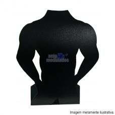 Expositor Busto Masculino Modelo
